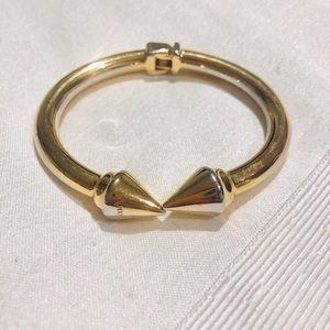 Authentic Vita Fede Titan Bracelet- Gold
